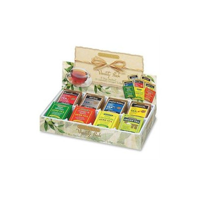 Bigelow Tea Company BTC10568 Tea Tray Pack- 8 Assorted Teas