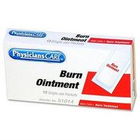 Acme United Corporation ACM51014 Burn Cream Ointment- 0.1 Gram Tube