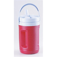 Rubbermaid 1/2 Gallon Large Mouth Victory Jug Red