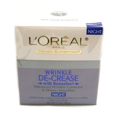 L'Oréal Paris Dermo-Expertise Wrinkle Decrease with Boswelox Night
