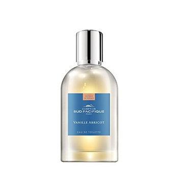 Comptoir Sud Pacifique Eau De Toilette Spray for Women, Vanille Abricot, 1.6 Oz