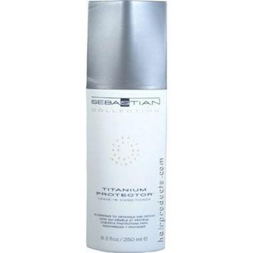 SEBASTIAN Collection Titanium Protector Leave In Conditioner 8.5oz/250ml