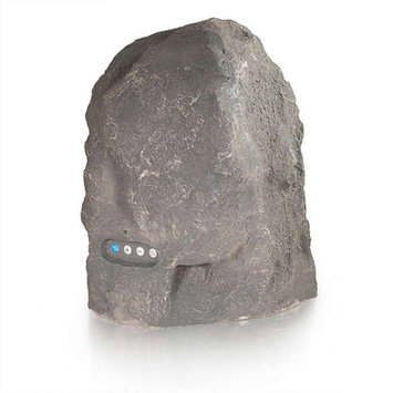 C2G Audio Unlimited Granite Wireless Rock Speaker (Rechargeable) with Dual Power Transmitter - Speaker - wireless - 15 Watt