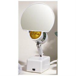 Floxite FL-510 5 in. 10x Mirror Light Set