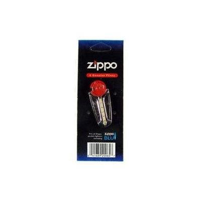 Zippo 2406N Flints, 6 Per Card, 24 Pack