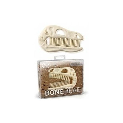 Fred & Friends BONEHEAD Folding Brush Comb