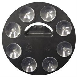 Boon Bug Pod Suction Cup Wall Bracket - Black