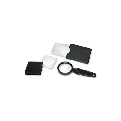 Carson Optical 3/Pkg -Magnifier Value Pack
