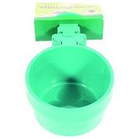 Ware Mfg Ware Plastic Slide-N-Lock Small Pet Crock, 20 Ounce