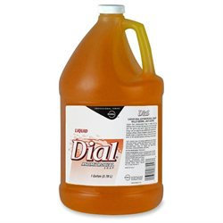 Dial® Corporation Liquid Soap Removes Dirt and Kills Germs