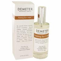 Demeter for Women by Demeter Nutmeg Ice Cream Cologne Spray 4 oz