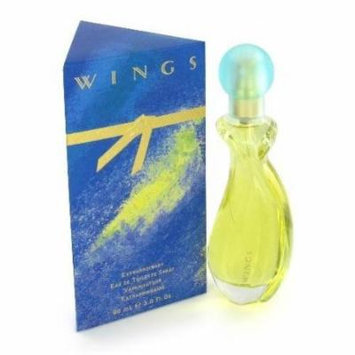 Wings Giorgio B. Hills Edt Spray 3.0 Oz For Women