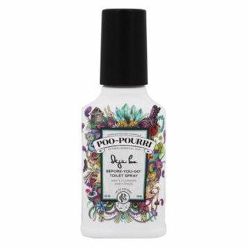Poo~Pourri - Deja Poo Before-You-Go Toilet Spray White Flowers and Citrus - 4 oz.