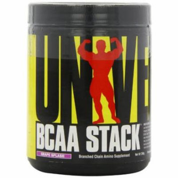 Universal Nutrition BCAA Stack, Grape, 250 g