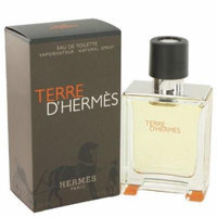 Terre D'Hermes by Hermes Eau De Toilette Spray 1.7 oz / 50 ml for Men