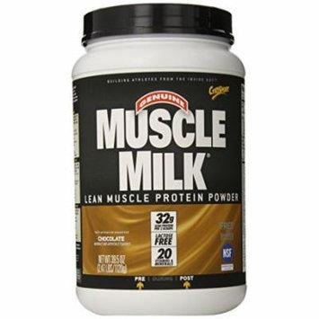 CytoSport Muscle Milk, Chocolate, Gluten Free, 2.47 Pound