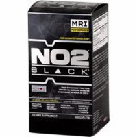 MRI NO2 Black 300 caps - 100 Servings