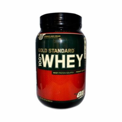 Optimum Nutrition - Optimum Nutrition Gold Standard 100% Whey Cookies and Cream - 2.07 lbs