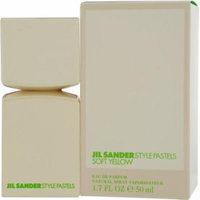 Jil Sander Style Pastels Eau De Parfum Spray for Women, Soft Yellow, 1.7 Ounce