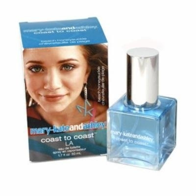 Coast To Coast La Beach Honeysuckle Perfume by Mary-Kate & Ashley. Eau De Toilette Spray 1.7 oz