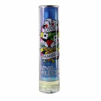 ED Hardy Love and Luck Cologne Spray for Men, 1.7 Fluid Ounce