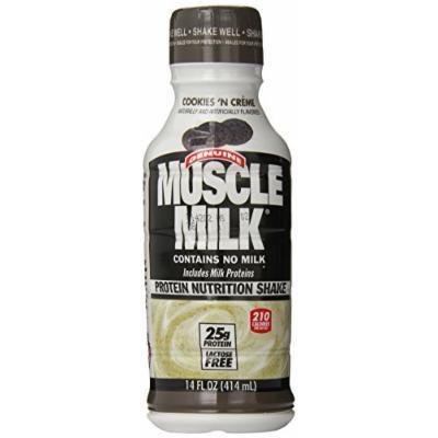 Cytosport Monster Milk Genuine Ready-To-Drink Protein Power Shake, Cookies N Creme, 12 Count