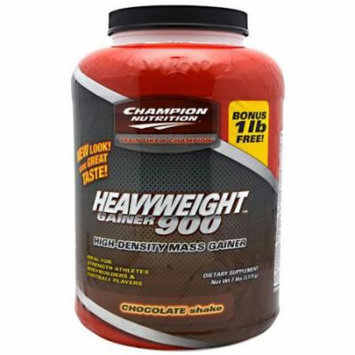 Champion Nutrition - Heavyweight Gainer 900