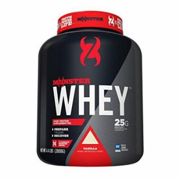 Cytosport Monster Whey Supplement, Vanilla, 4.4 Pound