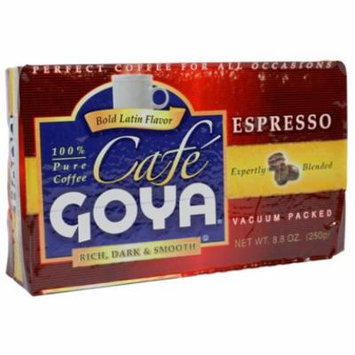 Café Goya ground Coffee 8.8 oz