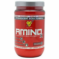 Amino X By BSN, Amino Acids Fruit Punch 30 Servings