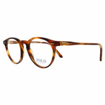 POLO Eyeglasses PH 2083 5007 Havana Striped 46MM