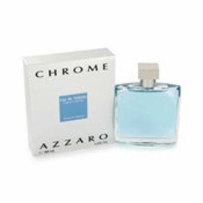 Azzaro Chrome men's fragrance by Azzaro Eau De Toilette Spray 1 oz