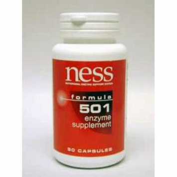 Ness Enzymes, Hormone Balance #501 90 caps