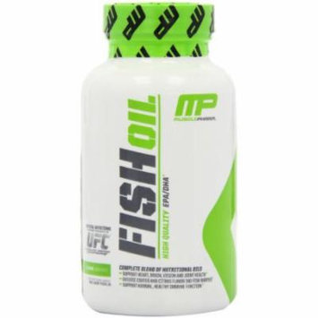 Muscle Pharm Fish Oil Supplement, 90 Count