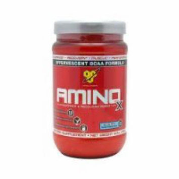 BSN - Amino X - Blue Raz, 15.3 oz powder