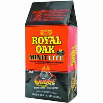 Royal Oak Minit Lite Charcoal Briquets