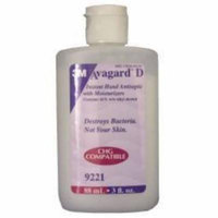 3M Hand Sanitizer with Moisturizers Avagard D 3 oz. Ethyl Alcohol, 61% Flip-top Bottle (#9221, Sold Per Case)