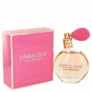 Isaac Mizrahi Fabulous Eau De Parfum Spray For Women 3.4 Ounce