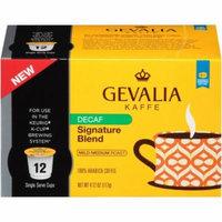 Gevalia Gevalia Decaf Signature Blend K Cups, 4.12 OZ (Pack of 6)