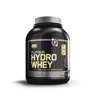 Optimum Nutrition Platinum Hydrowhey, Turbo Chocolate, 3.5 Pounds