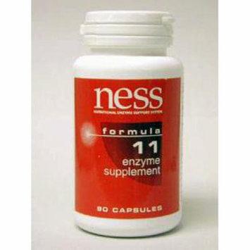 Ness Enzymes, Natural C w/Bioflavonoids #11 90 vegcaps