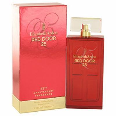 RED DOOR by Elizabeth Arden Eau De Parfum Spray (25th Anniversary Limited Edition) 3.4 oz -100% Authentic