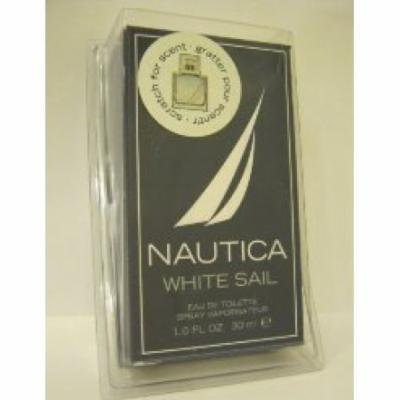Nautica - White Sail - Eau De Toilette Spray - 1 Fl Oz