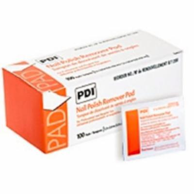 Pad Nail Polish Remover 100Ea/Bx
