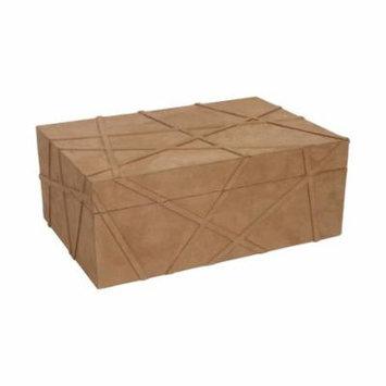 Dimond Home Las Cruces Box Tan