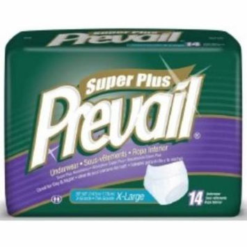 First Quality Absorbent Underwear Prevail Pull On X-Large Disposable Heavy Absorbency (#PVS-514, Sold Per Case)