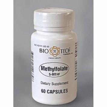 Bio-Tech, Methylfolate (5-MTHF) 60 Caps