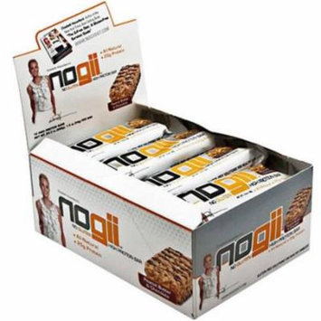 NoGii Peanut Butter & Chocolate High Protein Bars, 1.93 oz, 12 count