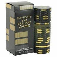 The Brilliant Game Cologne By DAVIDOFF 3.4 oz Eau De Toilette Spray FOR MEN