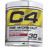 Cellucor C4 Extreme Dietary Supplement, Berry Bomb, 195 Gram
